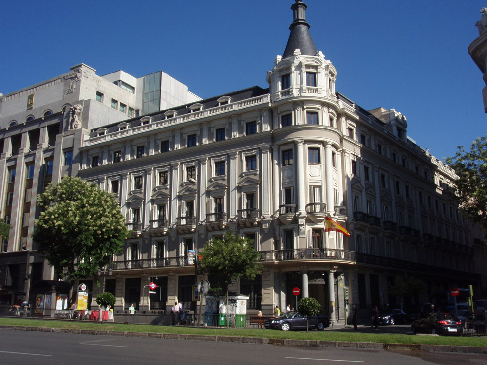 Sede Madrid CNMC
